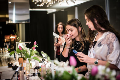 eugenia bullock in Beautytap Private NYC Launch