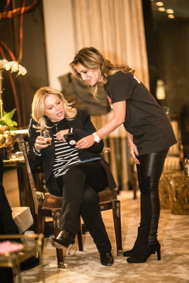 di petroff in Beautytap Private NYC Launch