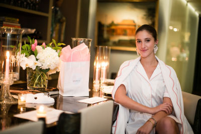 Korean Skincare Hub Beautytap Launches With A Chic Pajama Party