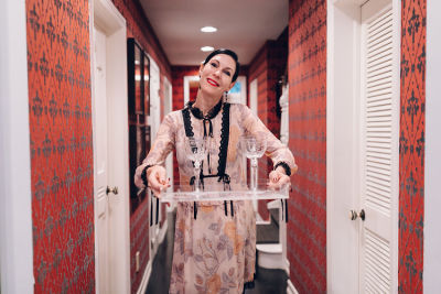 jill kargman in Dream Hostess Jill Kargman On Her Tips, Tricks & Hilarious Tales