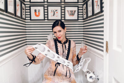 jill kargman in Exactly What Our Favorite New Yorkers Are Binge Watching This Quarantine