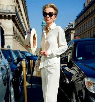 lee radziwill in Inside The Impeccable Style Of Lee Radziwill