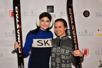 shelby stinson in The 2019 Annual New York Junior League Apres Ski Fundraiser
