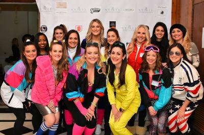 kim riordan in The 2019 Annual New York Junior League Apres Ski Fundraiser