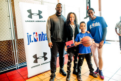 justin tuck in Inside The Children's Museum Of Manhattan Sunday Funday