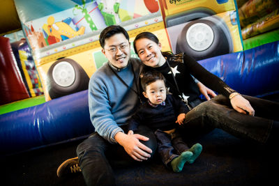 sangwook lee in Inside The Children's Museum Of Manhattan Sunday Funday