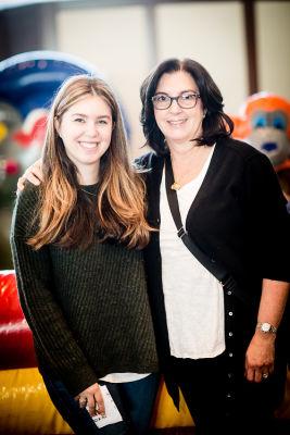 sarah lederman in Inside The Children's Museum Of Manhattan Sunday Funday