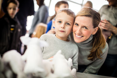 julia phelps in Inside The Children's Museum Of Manhattan Sunday Funday