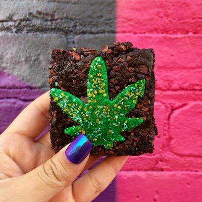 Uh Oh: CBD-Infused Foods Are Now Banned By The NYC Health Department