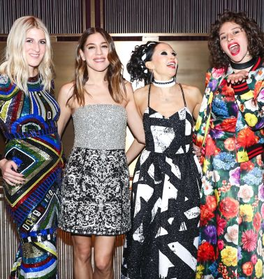 Inside The Art Production Fund's Chic Gala Honoring Stacey Bendet & Adam Pendleton