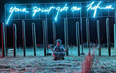 stephanie maida in Inside A Secret Desert Rave In The Mexican Agave Fields, Fueled By Mezcal