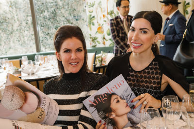 L.A. Ladies Join DECORTÉ For Lunch At Jean-Georges Beverly Hills