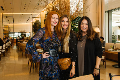 rachel anise in L.A. Ladies Join DECORTÉ For Lunch At Jean-Georges Beverly Hills