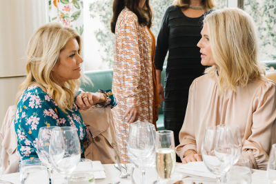 tricia easton in L.A. Ladies Join DECORTÉ For Lunch At Jean-Georges Beverly Hills