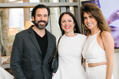 jasmin rosemberg in L.A. Ladies Join DECORTÉ For Lunch At Jean-Georges Beverly Hills