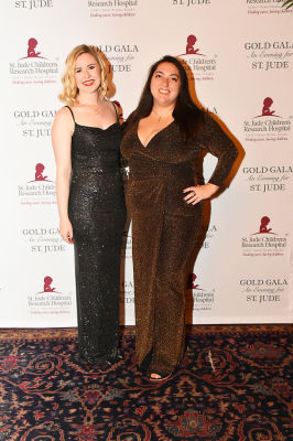 christine carniaux in The Eighth Annual Gold Gala: An Evening for St. Jude