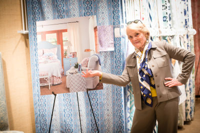 leta austin-foster in Quadrille Hosts Launch Breakfast for PREtty FABulous Rooms