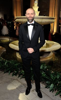 stefano rosso in Frick Collection Young Fellows Ball 2019