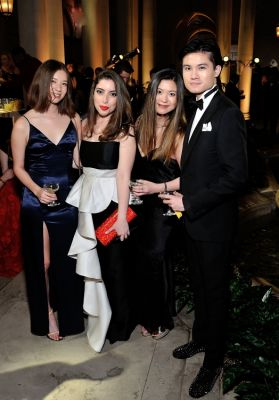 neda hassanzadeh in Frick Collection Young Fellows Ball 2019
