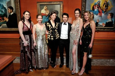 joseph altuzarra in New York's Chicest Young Socialites Stun At The 2019 Frick Young Fellows Ball