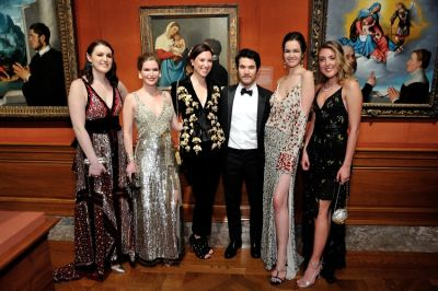 joseph altuzarra in Frick Collection Young Fellows Ball 2019