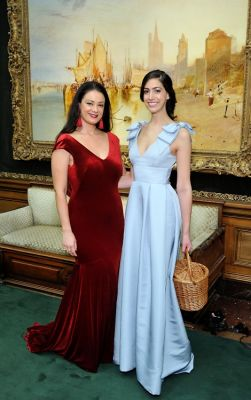 tijana ibrahimovic in Frick Collection Young Fellows Ball 2019
