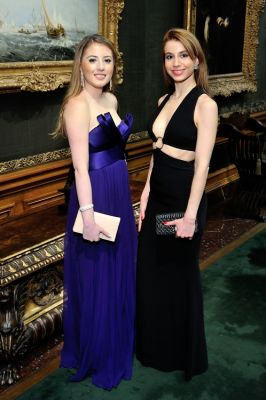 julia goldfeld in Frick Collection Young Fellows Ball 2019