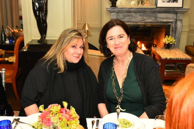 victoria amory in DECORTÉ Spring Collection Celebration