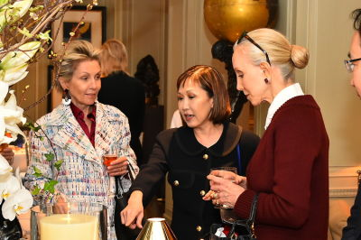 emi hayashi in DECORTÉ Spring Collection Celebration