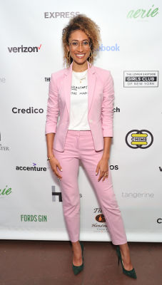 elaine welteroth in Lower East Side Girls Club Spring Fling 2019 hosted by Natasha Lyonne