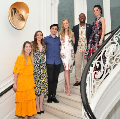 krystn hammond in ABT's Junior Council Hosts Its Annual Color Party & Trunk Show