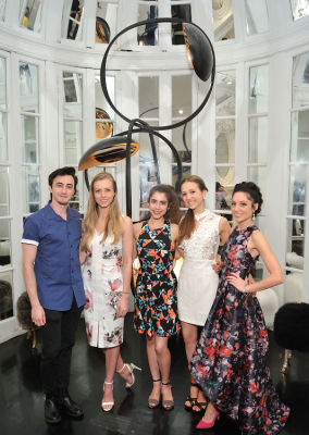 krystn hammond in American Ballet Theatre Junior Council Color Party and Trunk Show