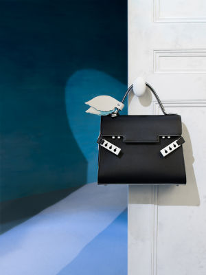 Delvaux Unveils Their New Fashionably Surreal Collaboration With The Magritte Foundation