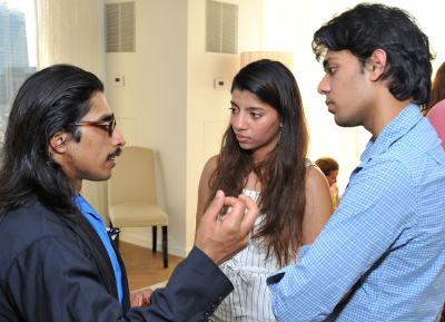 dhruv bhartia in UNICEF NextGen Spring Mixer