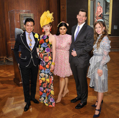 The Frick Collection Spring Garden Party 2019