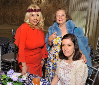 adele nino in The Frick Collection Spring Garden Party 2019