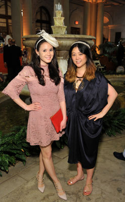 andrea chung in The Frick Collection Spring Garden Party 2019