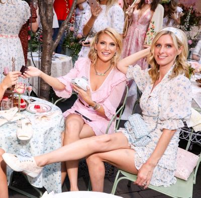 LoveShackFancy & Superga Celebrate Their Collab With A Magical, Floral-Filled Garden Party