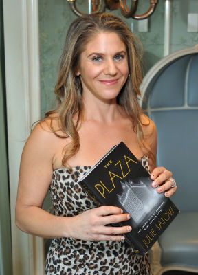 The Plaza: The Secret Life of America's Most Famous Hotel book launch