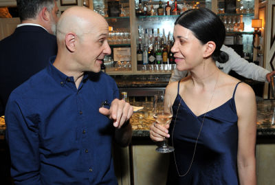 anna lisa-cohen in The Plaza: The Secret Life of America's Most Famous Hotel book launch