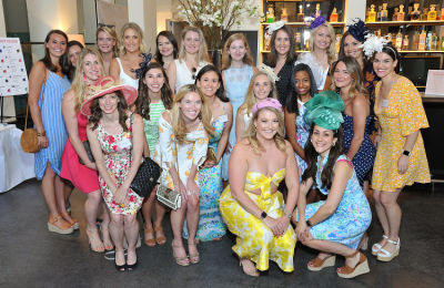 New York Junior League's Belmont Stakes Party