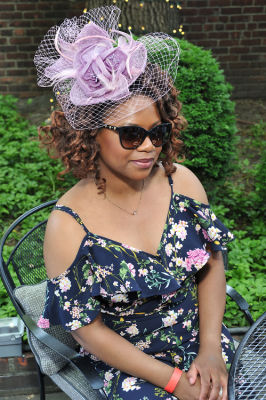 cynthia lully in New York Junior League's Belmont Stakes Party