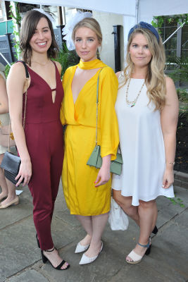 jessica puckett in New York Junior League's Belmont Stakes Party