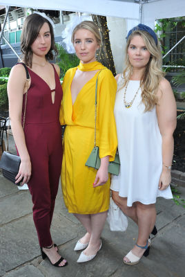 jennifer pottage in New York Junior League's Belmont Stakes Party