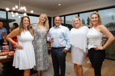 ETCO HOMES Presents The Terraces at The Ambassador Gardens VIP Preview, Rosé & Roses