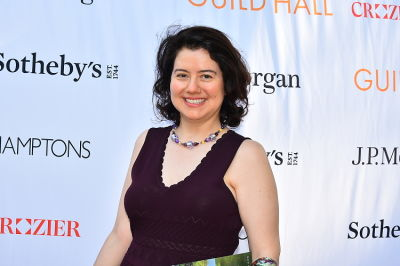 leticia marie-sanchez-founder-of-cultural-cocktail-hour in The 2019 Guild Hall Summer Gala