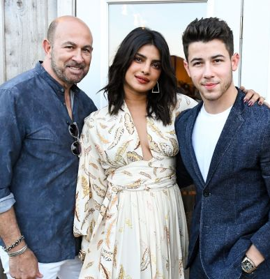 John Varvatos & The Jonas Brothers Took Over The Crow's Nest This Weekend