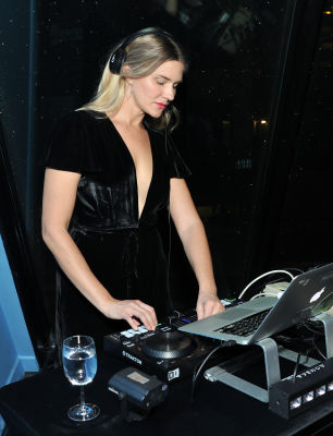 dj natalie-weiss in FIAF Young Patrons Fall Fete 2019