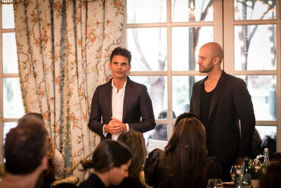 Inside The Exclusive Launch Of Matthew Kenney & Dr. Amir Marashi's Plant-Based Nutrition Bar
