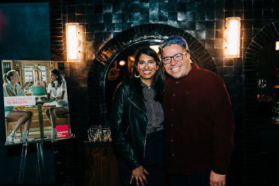 richard gallo in European Wax Center Celebrates 'Women for Women' Series with Guest of a Guest -Part 1